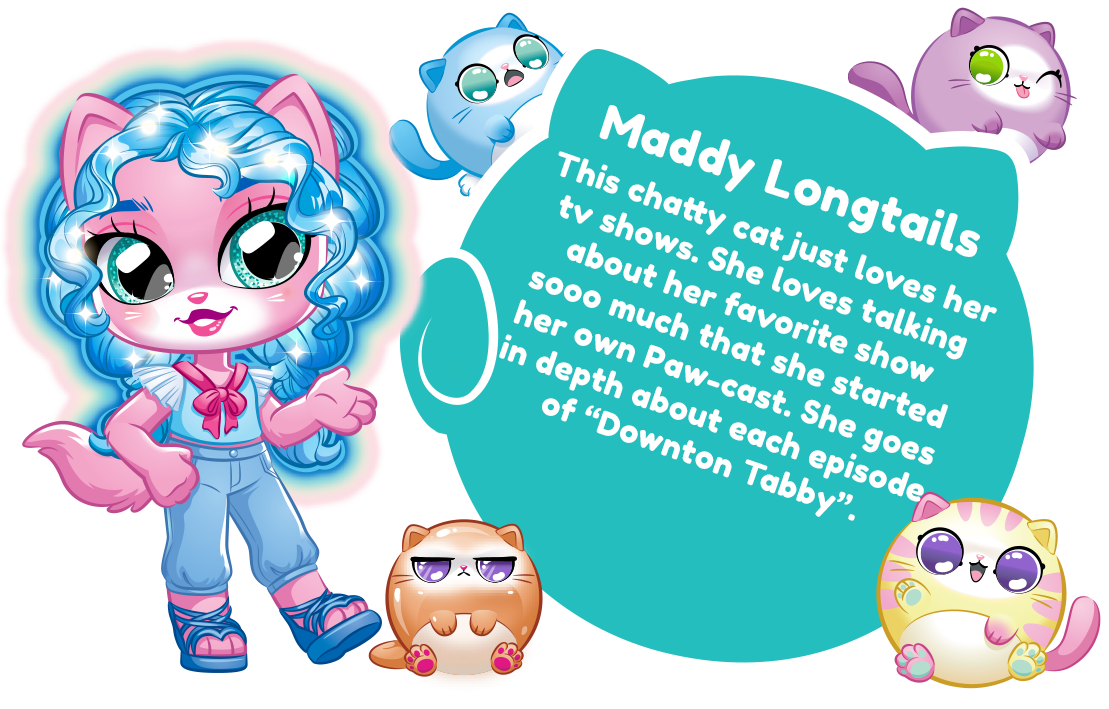 Maddy Longtails
